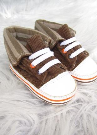 Пинетки кроссовки кеды ботинки mini club