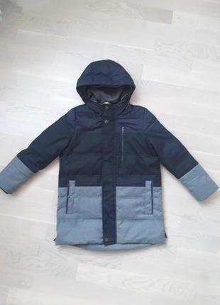 Пуховик куртка reserved р.122-128