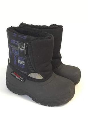 Термо черевики