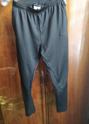 Оригинальные спортивные штаны nike dri- fit