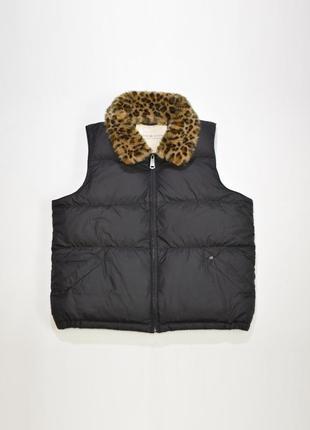 Пуховой жилет, безрукавка denim supply ralph lauren down vest