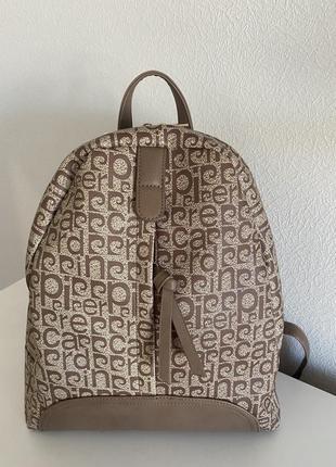 Жіночий рюкзак pierre cardin