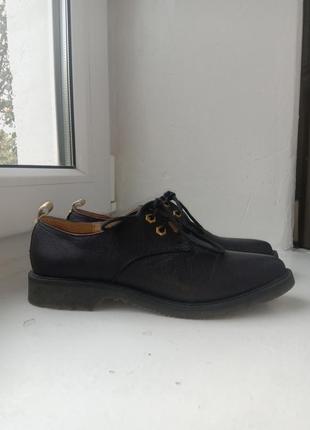 Туфли кожаные liebeskind, размер 36-37