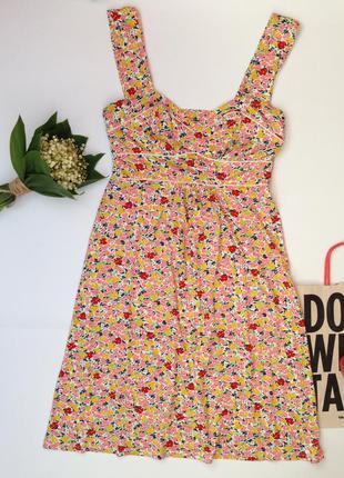 Новое платье warehouse с интересной спинкой