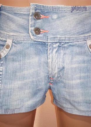 Очень классные джинсовые шорты!