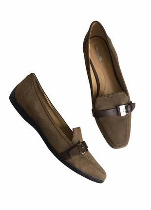 Туфли лордсы geox р.40-41