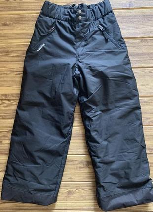 Decathlon зимние термо штаны