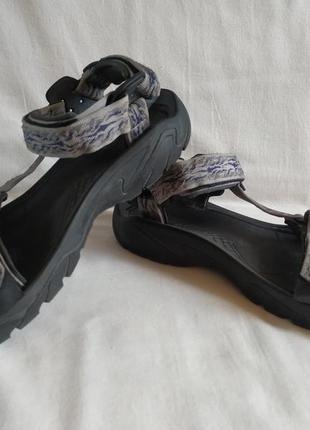 """Мужские сандалии шлепанцы  """"teva"""" размер eu-45.5(30 см)"""