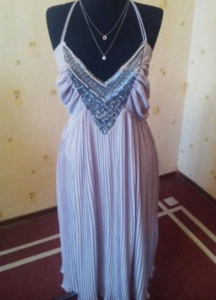 Вечернее платье . нарядное