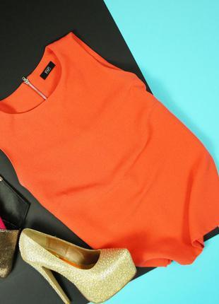 Блузочка морковного цвета f&f
