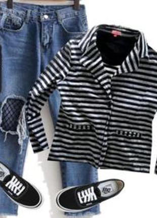 Трикотажный пиджак размер 48-50 бренд basic lg