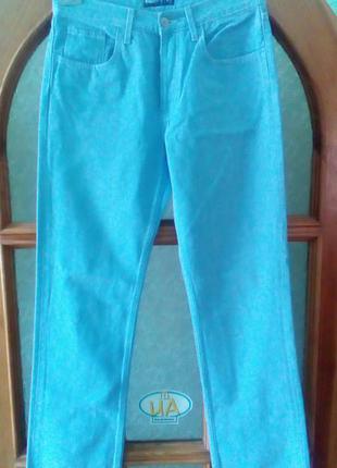 Нові голубі джинси motor w 29/l 32