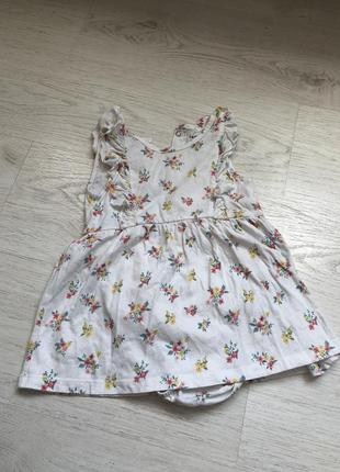 Платье, сарафан, боди для девочки