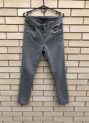 Штаны / джинсы / брюки от top secret хаки -серый