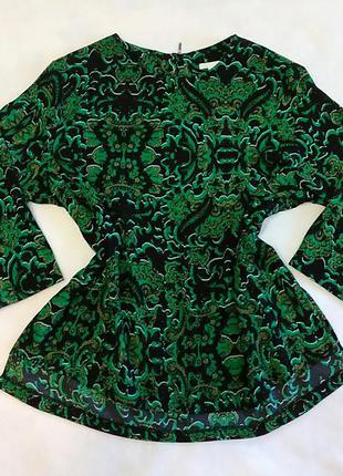 Блуза h&m p.l - xl