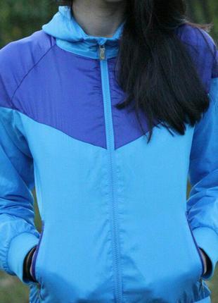 Спортивная куртка, легкая курточка nike, оригинал, ветровка nike
