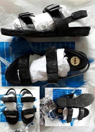 39-40 распродажа кожаные босоножки