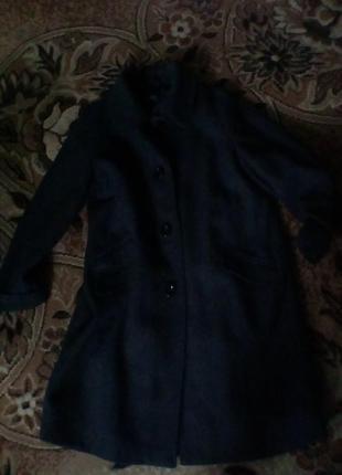 Шикпрное пальто. 50-52 размер. h&m