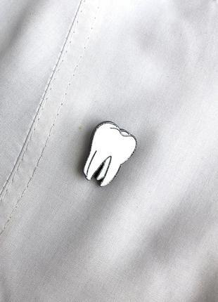 Брошка для медиков,стоматологів,аксесуар