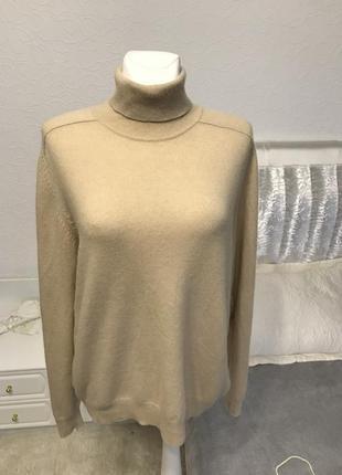 Кашемировый свитер / 100 % кашемир / jib benson