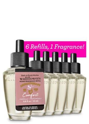 Фирменный аромат для дома vanilla patchouli от bath&body works,usa