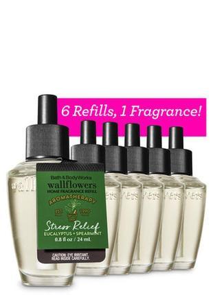 Фирменный аромат для дома eucalyptus spearmint от bath&body works,usa