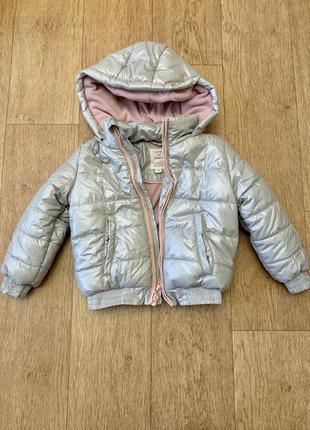 Тёплая куртка esprit