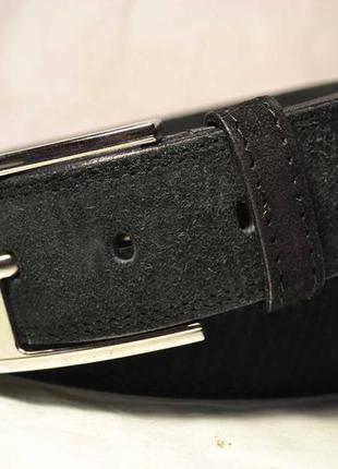 Ремень женский кожаный замша арт. j45-087