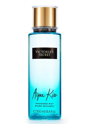 Парфюмированный спрей victoria's secret aqua kiss fragrance mist