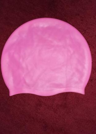 Гламурная шапочка для плавания.
