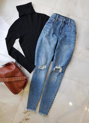 Крутые новые джинсы фирмы gap skinny