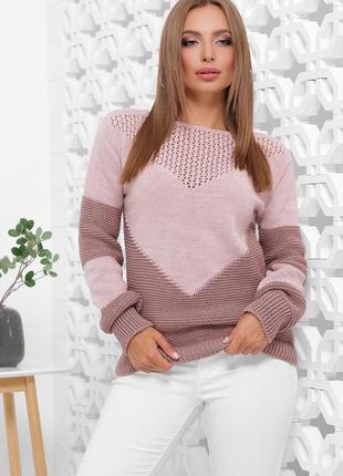 Разные цвета теплый трендовый джемпер свитер кофта шерсть 50% мягкий белый мятный нюдовый
