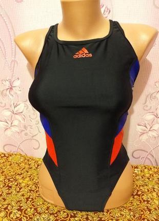 Купальник новый оригинальный adidas для бассейна