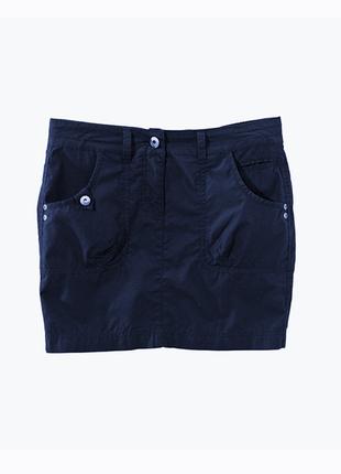 Летняя хлопковая юбка esmara, xl
