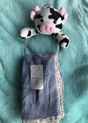Кухонн  полотенця із мікрофібри корівка
