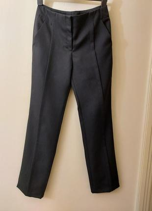 Ідеальні шерстяні штани akris punto/ brunello cucinelli