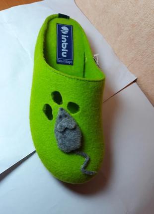 Тапочки inblu ro 3g
