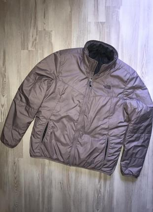 Норс фейс оригинальная хл куртка микро пуховик the north face подклад