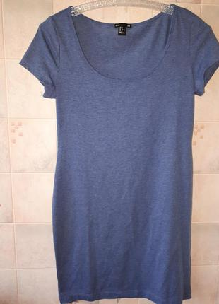 Платье basic h m