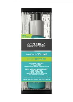 John frieda luxurious volume лосьон для поврежденых волос тонких для объема с протеином