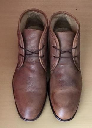 Ботинки  hudson london туфлі