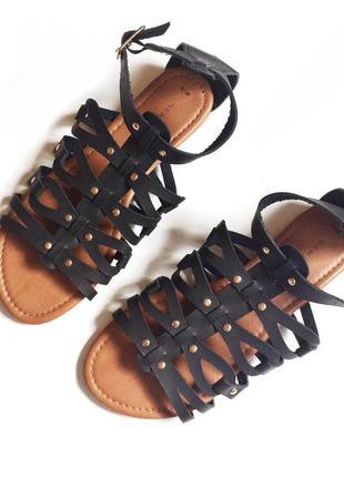 Гладиаторы new look, сандалии, босоножки,босоніжки,туфлі,гладіатори, сандалі, туфли