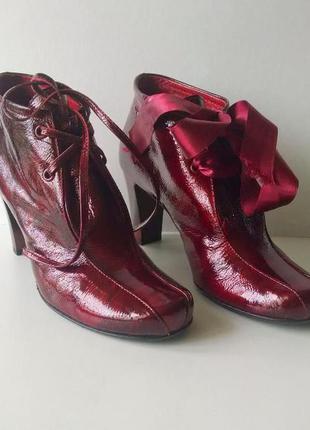Ботинки женские luca verdi (розмір 38.5)