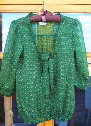 Блуза pull&bear🐢