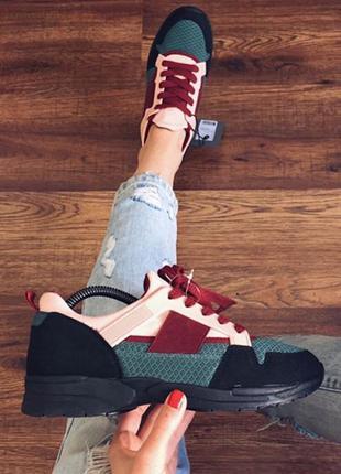 Оригинальные кроссовки vero moda
