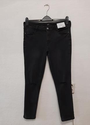 Стильные модные трендовые джинсы большого размера 16