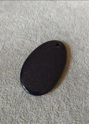 Кулон из камня авантюрин