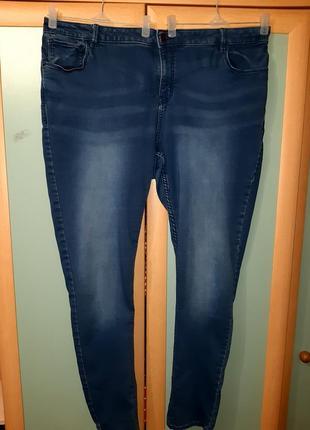 Шикарные джинсы узкачи большого размера 20r/52