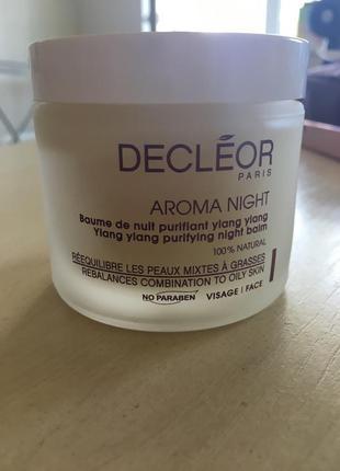 Decleor aroma night иланг- иланг