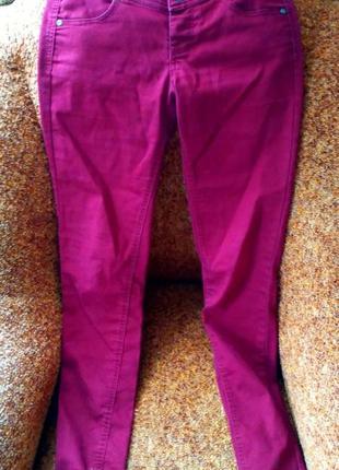 Женские джинсы terranova в хорошем состоянии, размер xs-s